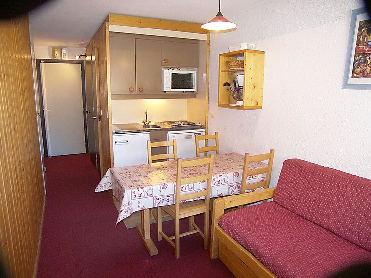 Lägenhet för upp till 4 personer med 1 rum på Arcelle - Val Thorens
