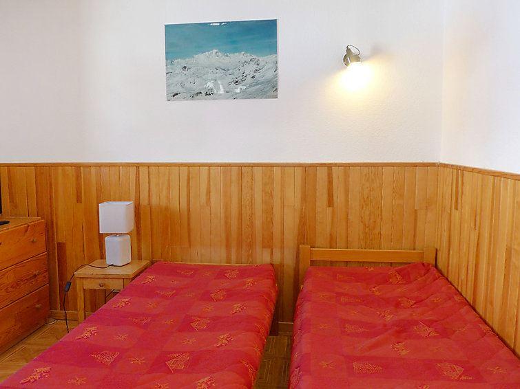Leilighet for opp til 4 personer med 2 rom på La Vanoise - Val Thorens