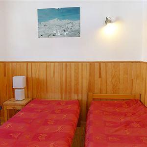 Lägenhet för upp till 4 personer med 2 rum på La Vanoise - Val Thorens