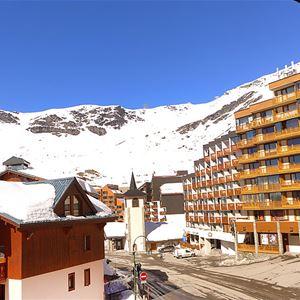 Leilighet for opp til 2 personer med 1 rom på Les Trois Vallées - Val Thorens