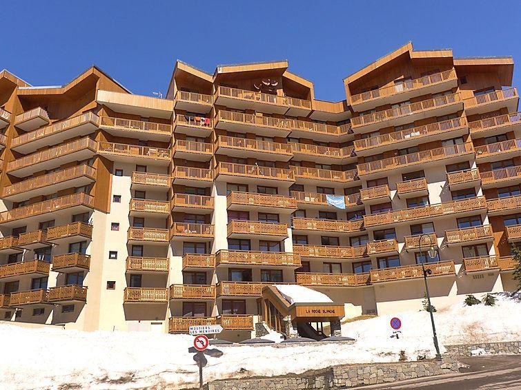 Lägenhet för upp till 2 personer med 1 rum på La Roche Blanche  - Val Thorens