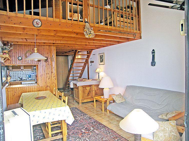 Leilighet for opp til 6 personer med 3 rom på La Roche Blanche - Val Thorens
