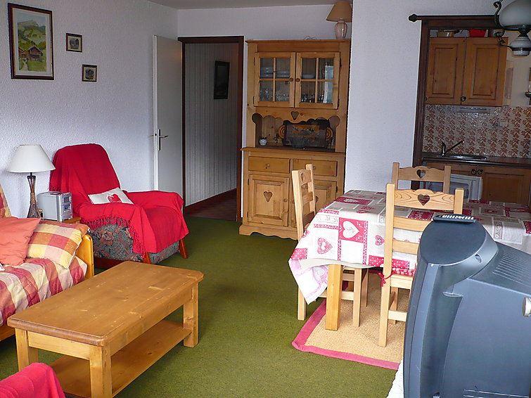 Lägenhet för upp till 4 personer med 1 rum på Grand Bornand - Le Grand Bornand