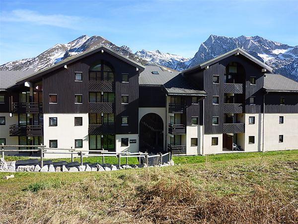 Lägenhet för upp till 6 personer med 1 rum på Ski Sun - L'Etale