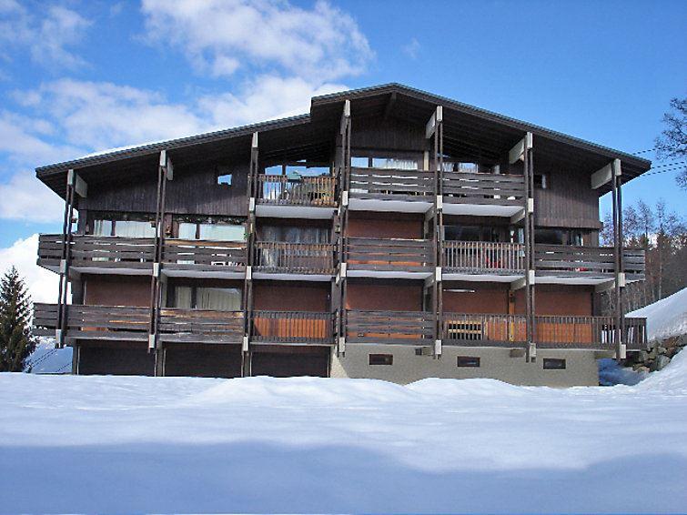 Lägenhet för upp till 4 personer med 1 rum - Megève