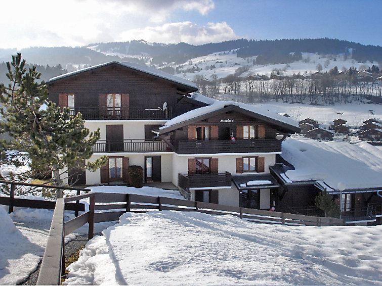 Lägenhet för upp till 2 personer med 1 rum på Le Sapin - Megève