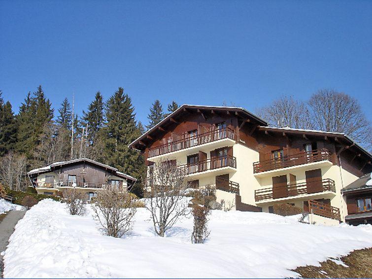 Lägenhet för upp till 2 personer med 1 rum på Front de Neige - Megève