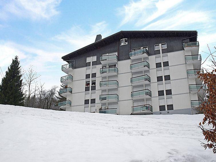 Lägenhet för upp till 4 personer med 1 rum på La Royale - Saint Gervais