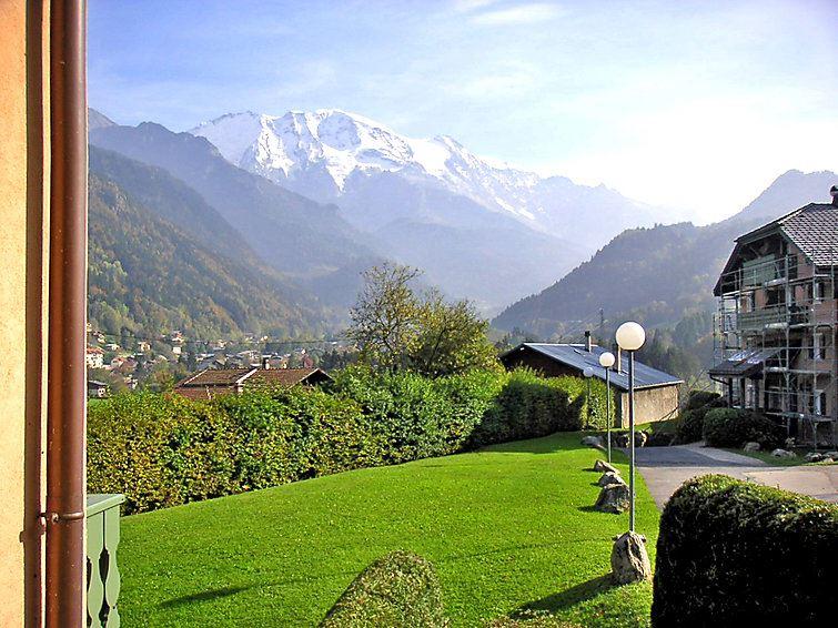 Parc du Mont Joly Saint Gervais