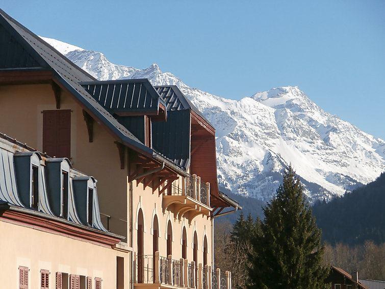 Lägenhet för upp till 4 personer med 1 rum på La Comtesse - Saint Gervais