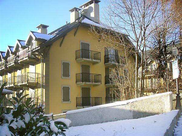 Lägenhet för 6 personer med 3 rum Saint Gervais