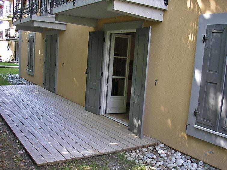 Lägenhet för 4 personer med 3 rum Saint Gervais