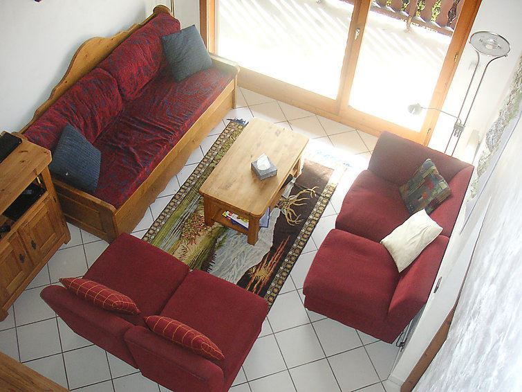 Lägenhet på Bel Alp Saint Gervais