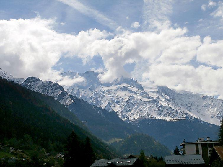 Lägenhet på Les Jardins Alpins Saint Gervais