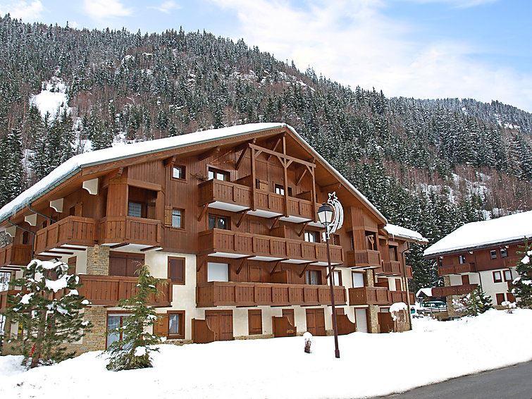 Lägenhet på Les Cimes d'Or A, B et C Les Contamines