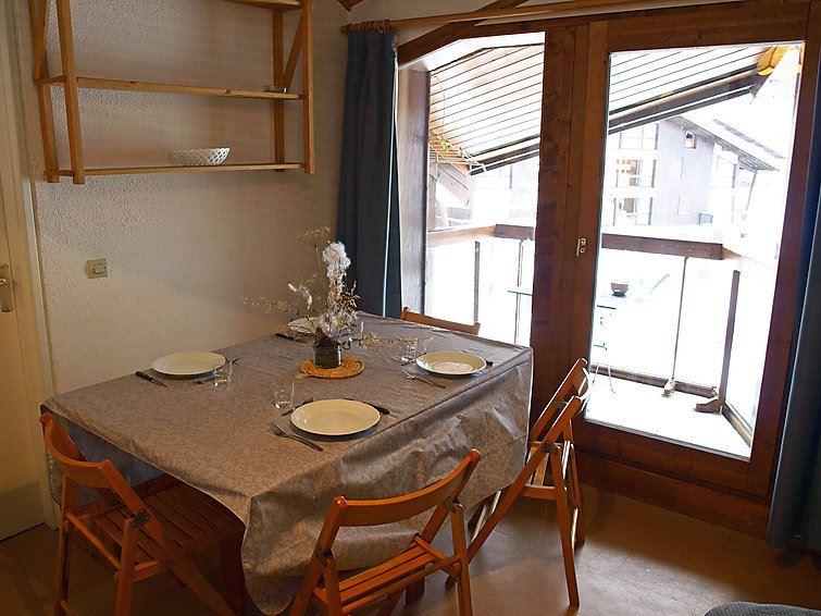 Lägenhet med 2 rum på Pierres Blanches F et H - Les Contamines
