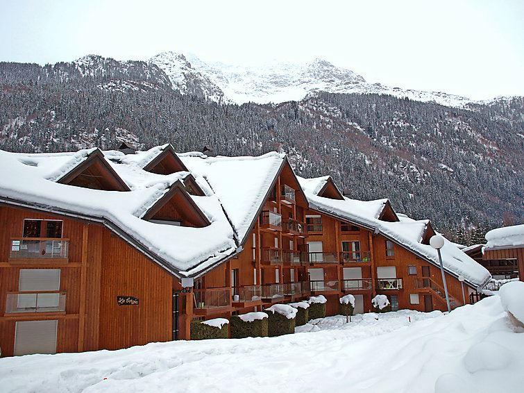 Lägenhet för upp til 6 personer med 2 rum på La Borgia A, B, C - Les Contamines