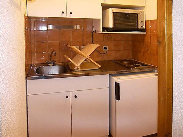 Lägenhet på La Borgia A, B, C Les Contamines