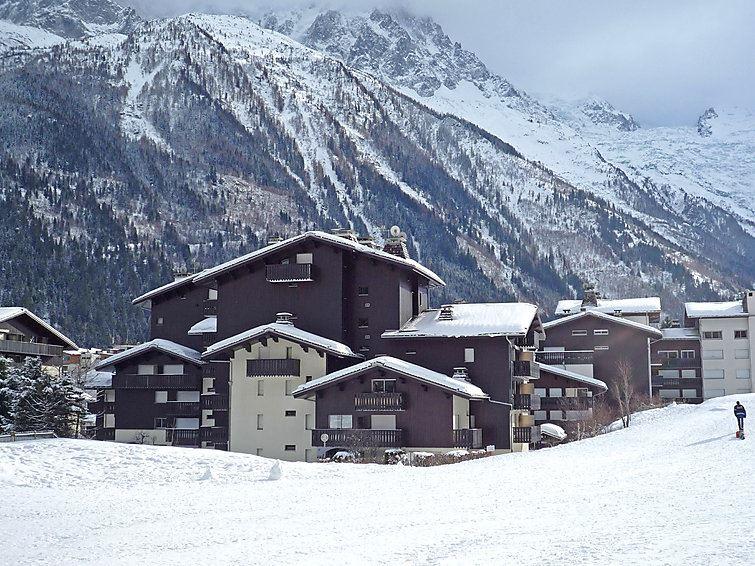 Lägenhet för upp till 2 personer med 1 rum på Clos du Savoy - Chamonix