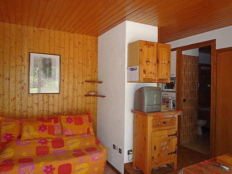 Lägenhet med 2 rum på Clos du Savoy Chamonix