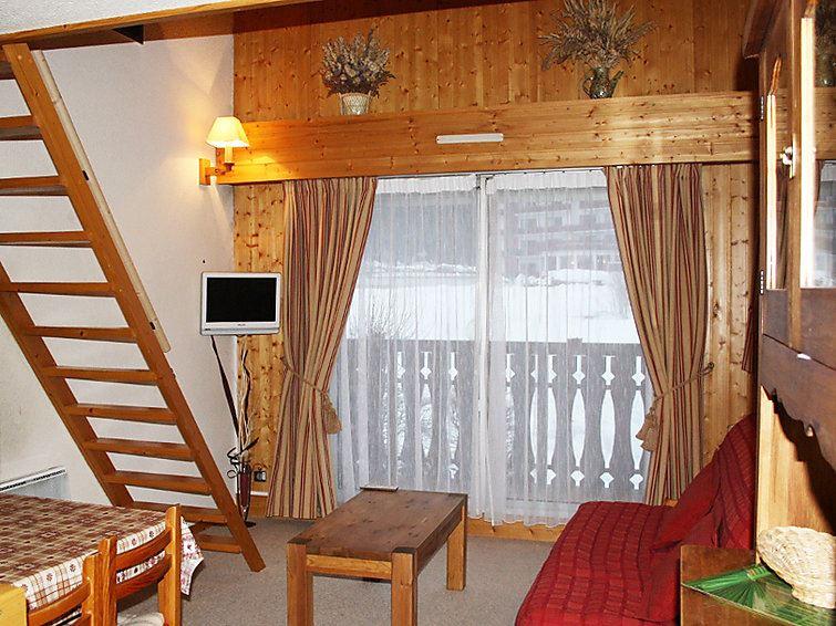 Leilighet for opp til 4 personer med 1 rom på Clos du Savoy - Chamonix