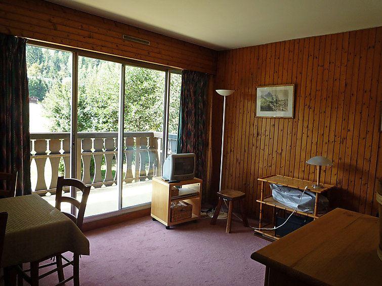 Lägenhet på Clos du Savoy Chamonix