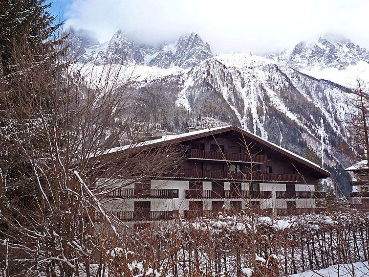 Lägenhet för upp till 2 personer med 1 rum på Le Brévent - Chamonix
