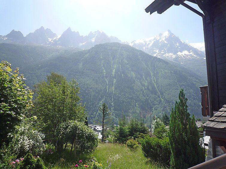 3-familjshus med 1 rum på Les Cerises Chamonix