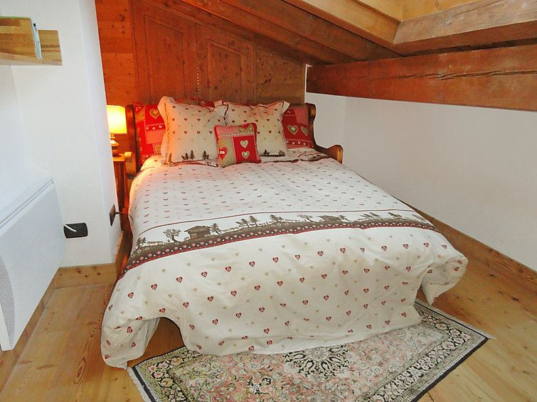 Lägenhet med 3 rum på Les Fermes des Granges Chamonix