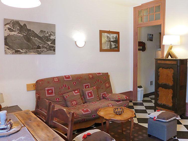 Lägenhet med 2 rum på Le Majestic Chamonix