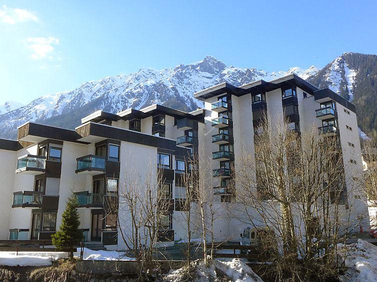 Lägenhet för upp till 2 personer med 1 rum på L'Aiguille du Midi - Chamonix