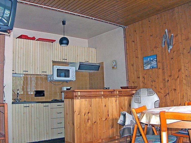 Lägenhet på L'Aiguille du Midi Chamonix