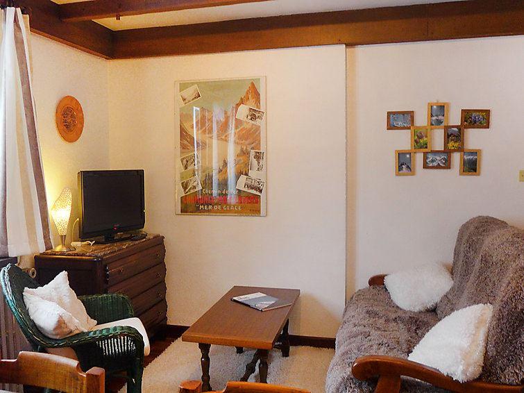 2-familjshuset på Maison Novel Chamonix