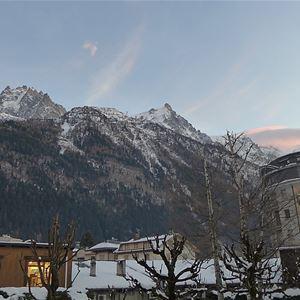 Lägenhet på Mont-Blanc Chamonix