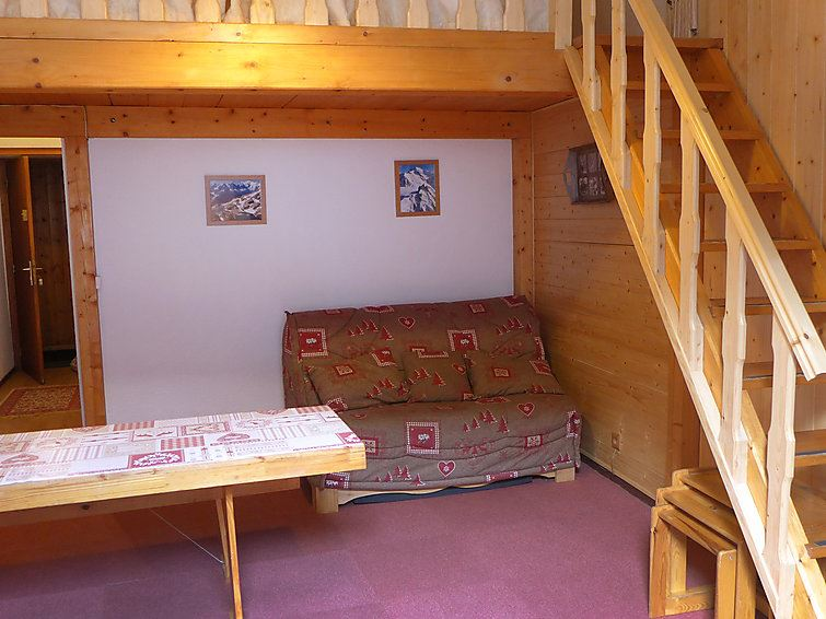 Lägenhet med 1 rum på Les Evettes Chamonix