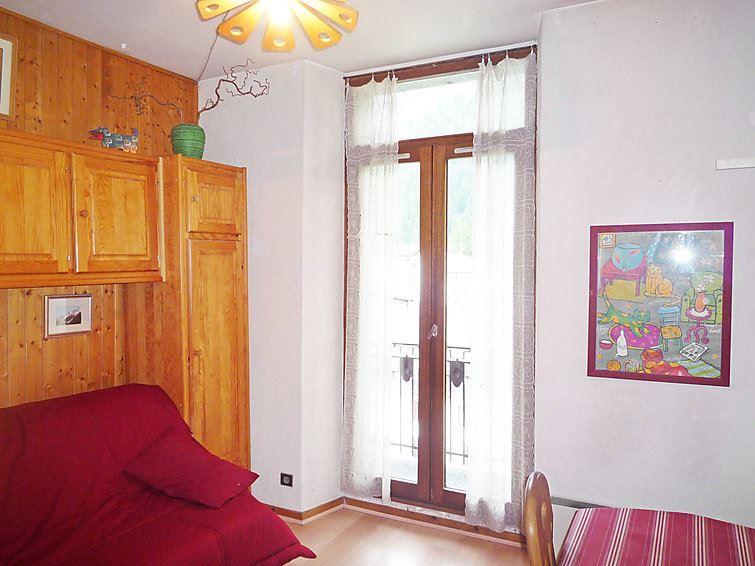 Lägenhet på Le Carlton Chamonix