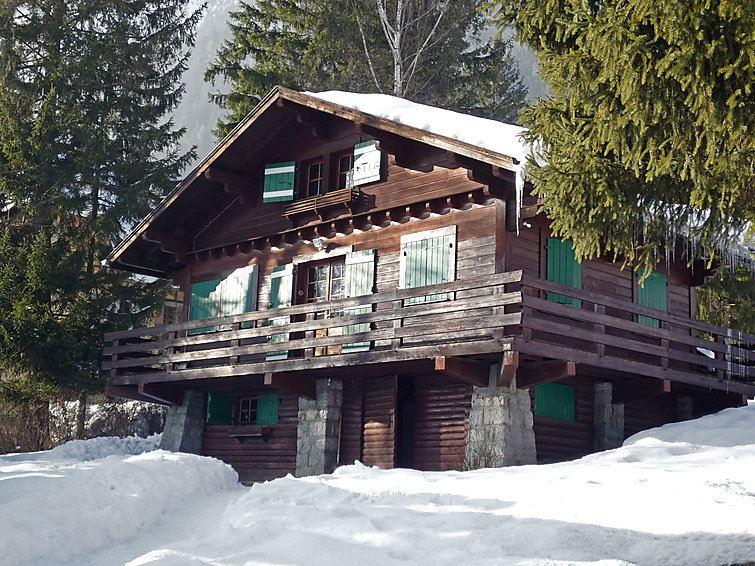 Semesterhus Chalet Les Cairns för upp till 4 personer med 3 rum  - Chamonix