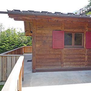 Chalet på Evasion Chamonix