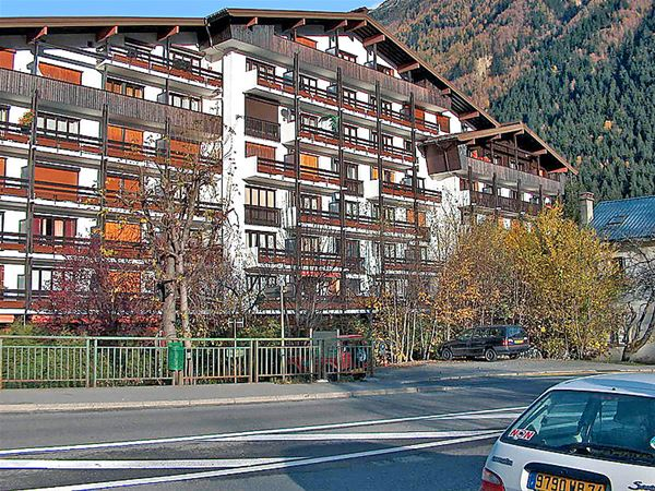 Lägenhet med 1 rum på Les Periades Chamonix