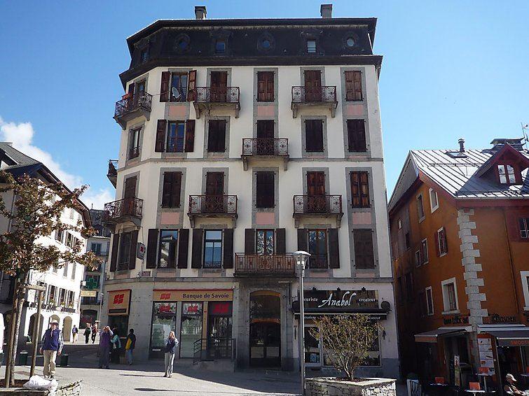 Lägenhet på Les Balances Chamonix