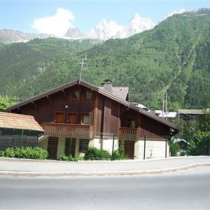 Lägenhet med 3 rum på Le Krystor Chamonix