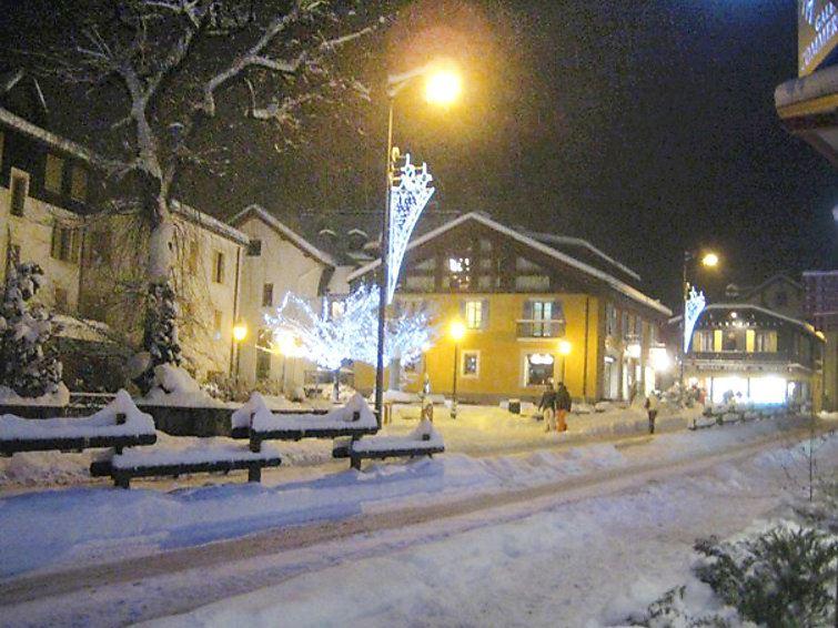 Lägenhet med 3 rum på Le Sommet du Bourg Chamonix