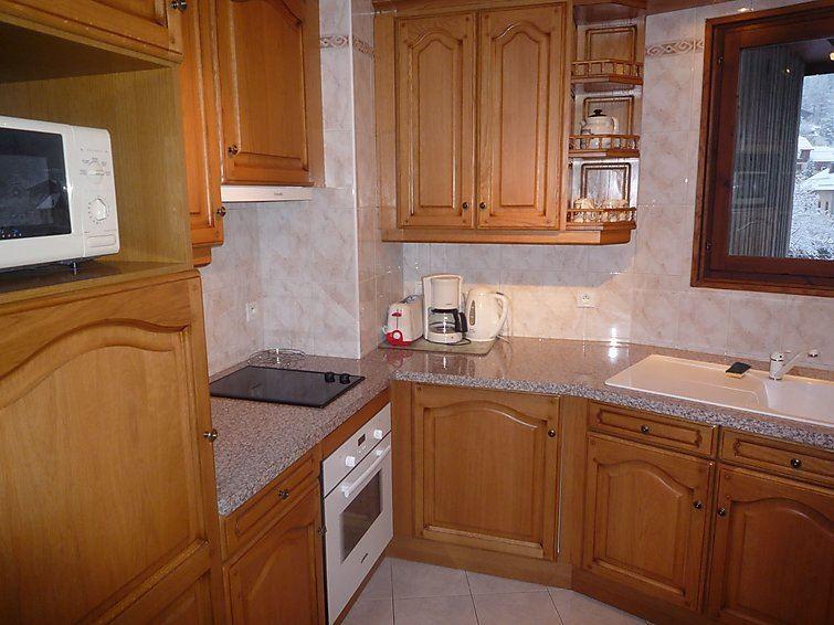 Lägenhet med 2 rum på L'Outa Chamonix