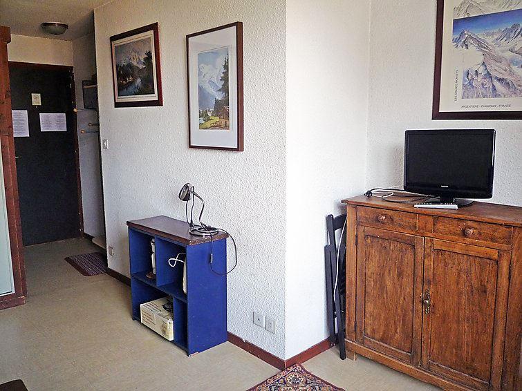 Lägenhet med 1 rum på Le Mummery Chamonix