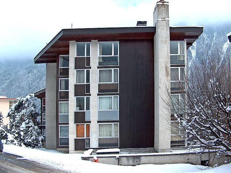Lägenhet för upp till 2 personer med 1 rum på Arve 1 et 2 - Chamonix