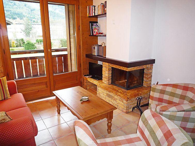 Lägenhet med 3 rum på Les Capucins Chamonix