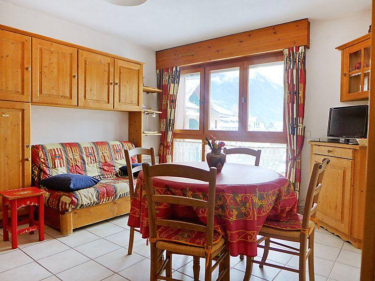 Lägenhet på L'Espace Montagne Chamonix
