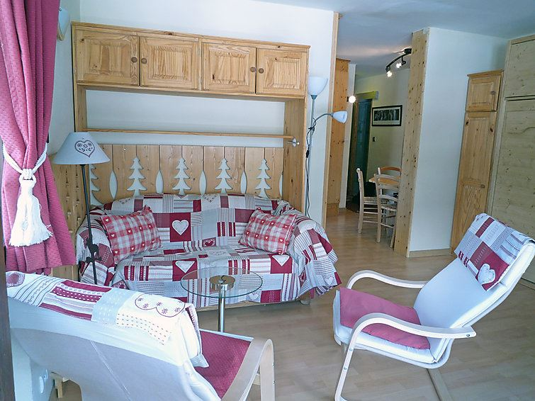 Lägenhet med 2 rum på Le Bois du Bouchet Chamonix