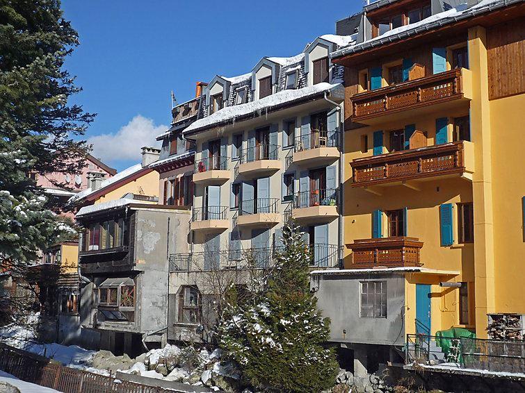Lägenhet med 1 rum på l'Armancette Chamoix