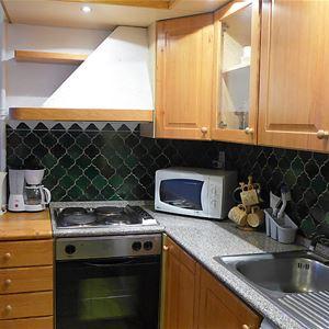 Lägenhet med 2 rum på Le Grand Triolet Chamonix